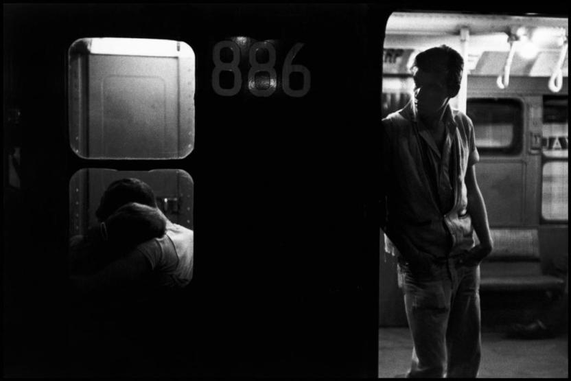 Bruce davidson 1959, Brooklyn