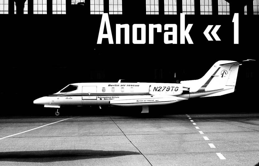 airways berlin anorak