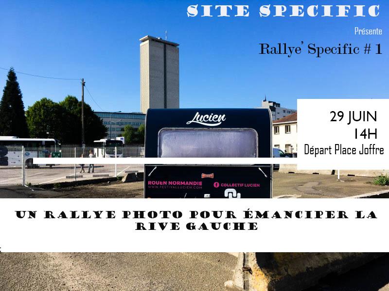 Rallye specific 1 Jpeg affiche