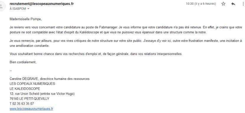 Screenshot_2020-01-21 Re Offre n° 096PJSX - candidature - isabpom gmail com - Gmail
